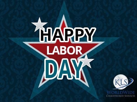 Happy #LaborDay from KLS Chauffeured Services #LosAngeles, have fun and stay safe!