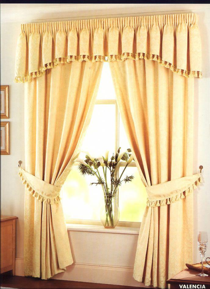 Pin de leo en hogar cortinas cortinas elegantes y - Cenefas cocinas modernas ...