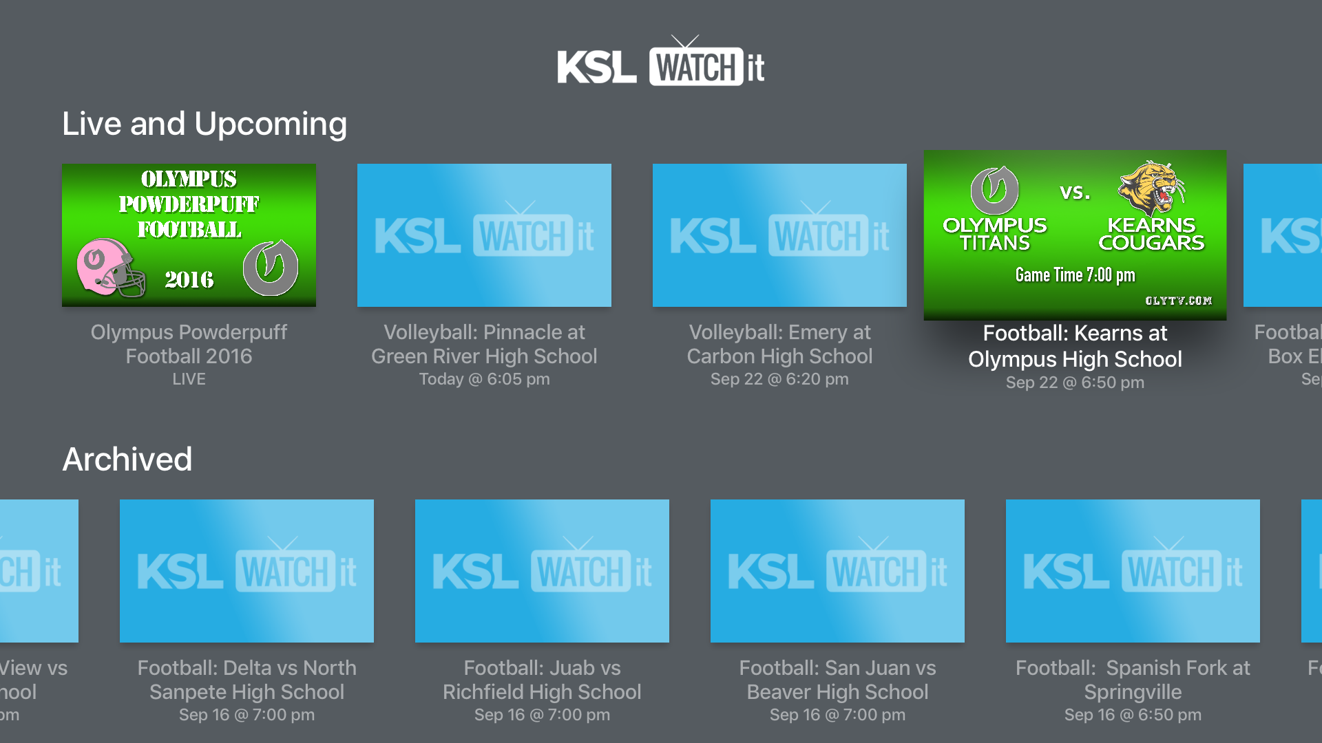 Ksl Watchit Photo Sports Amp Ios Apples To Apples Game Kearns Game Time