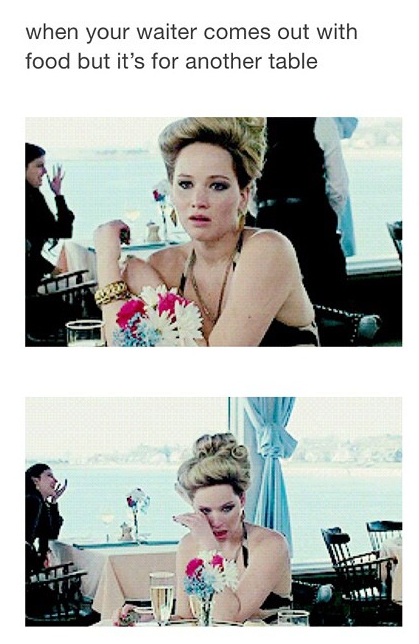Love That They Use Jennifer Lawrence For A Good Reference Like This Funny Pictures Hilarious Laugh