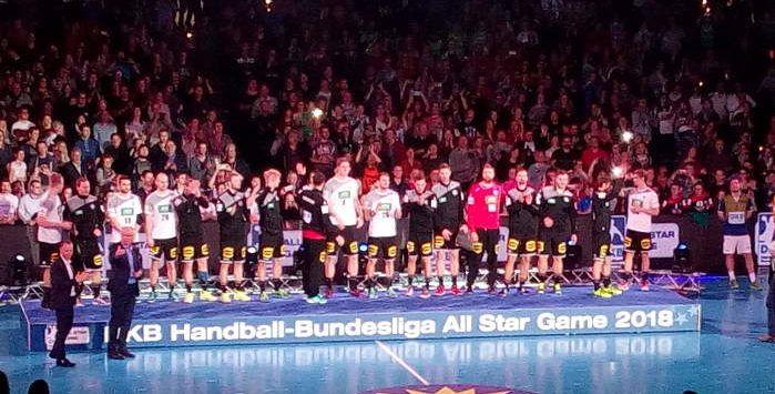 "Handball All Star Game 2018 Christian Prokop ""Ich habe"