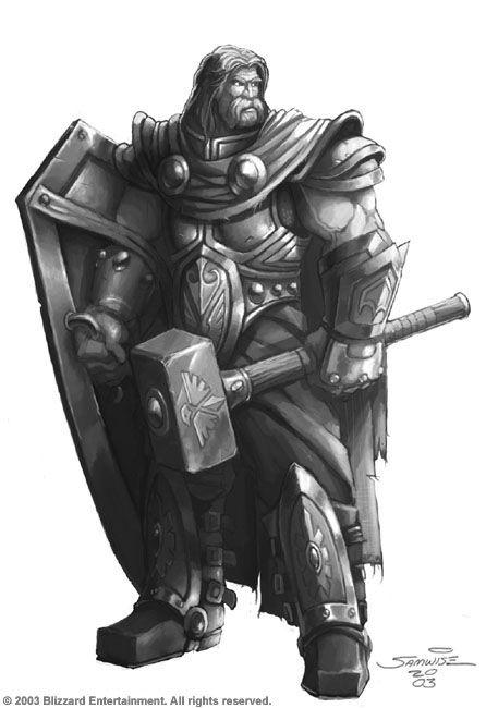 Paladin (5e Creature) - D&D Wiki | D&D in 2019 | Paladin, Warcraft