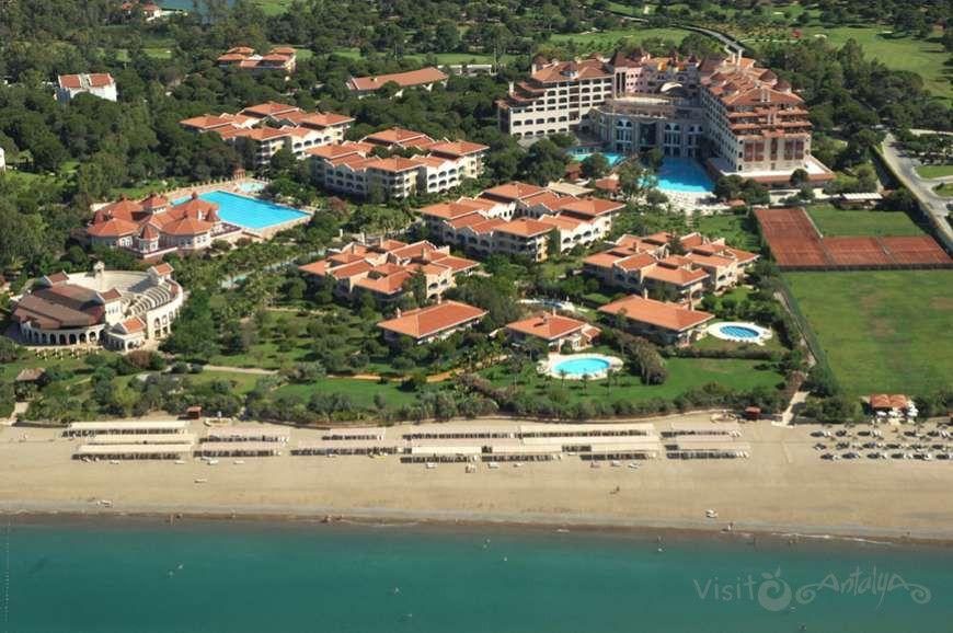 Sirene Belek Hotel 7 Nights 3 Round Golf 2 Pasha 1 Sultan At Antalya Golf Oteller Yaz Tatiller