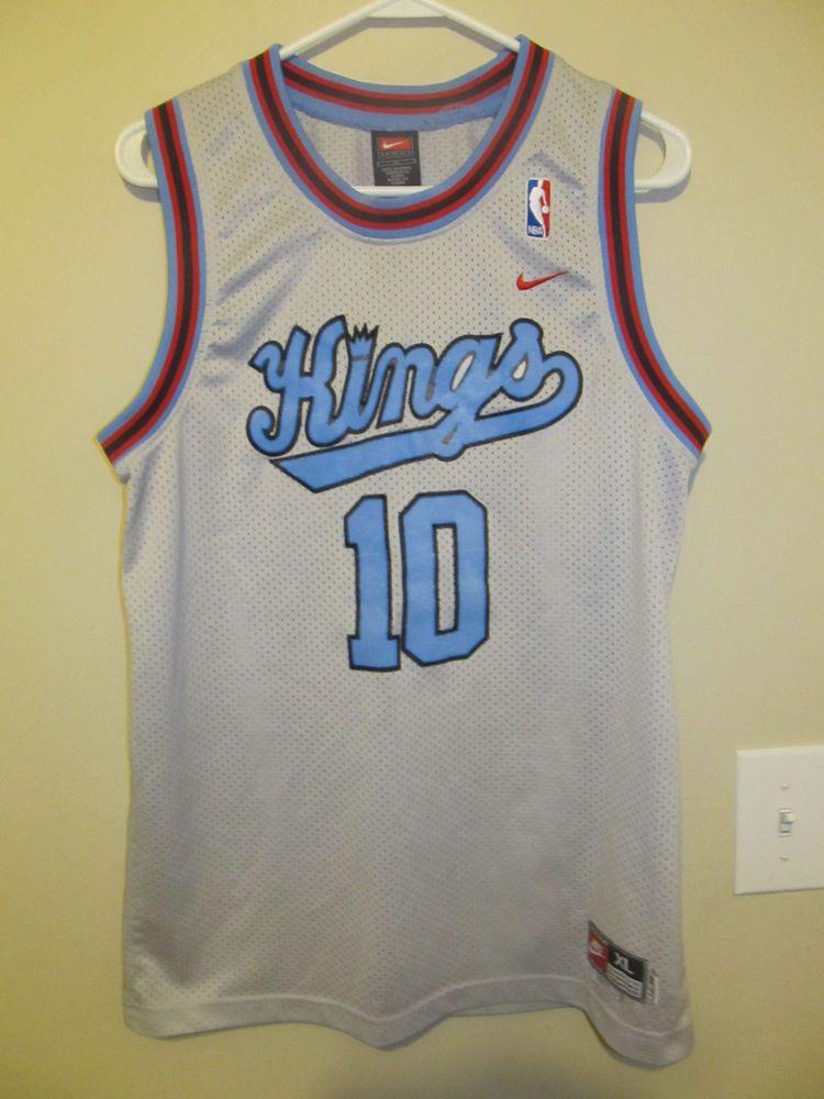 b50497b989e6 Mike Bibby - Sacramento Kings jersey - Nike Youth XL  Nike  SacramentoKings