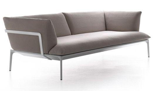 MDF Italia \u2013 Yale Sofa 3 Seater by J M Massaud Northern Icon