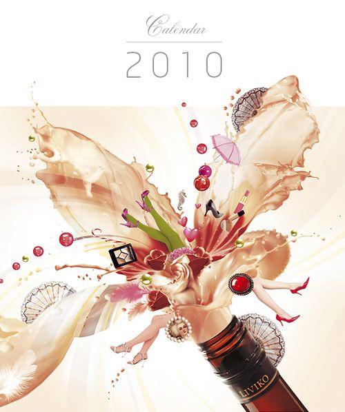 Calendar 2010.