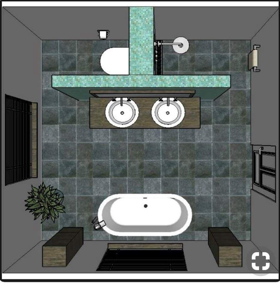 Badezimmer ideen keine badewanne toilet and shower  house  pinterest  badezimmer bad und