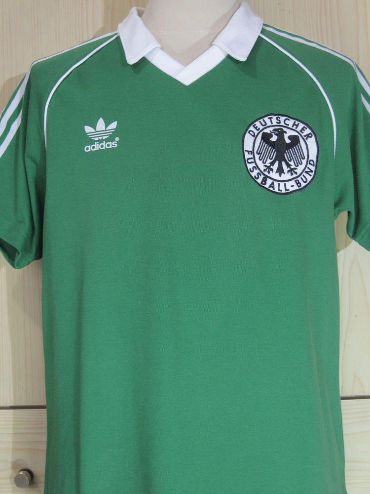 33d03b4a5 ... Germany world cup 1974 adidas retro beckenbauer football trikot soccer  shirt ...