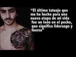 Resultado de imagen para maluma tatuajes
