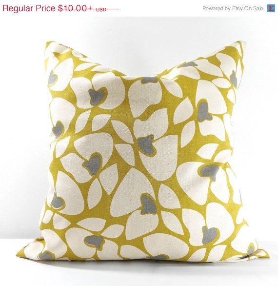 Citrine Natural Pillow Case Sham Cover Helen Summer Land Etsy Natural Pillows Pillows Decorative Pillow Covers