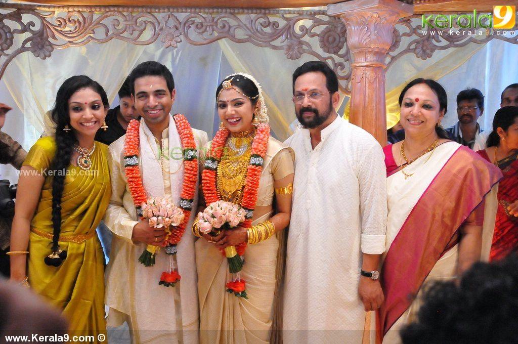 Actress Samvrutha Sunils Wedding Malayalee Wedding Wedding
