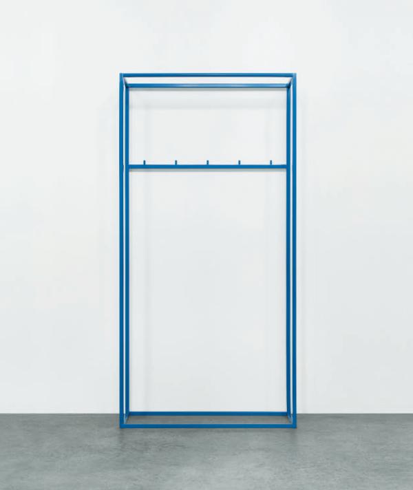 Radical simplicity coatrack from munichs schellmann furniture 2modern design talk modern furniture
