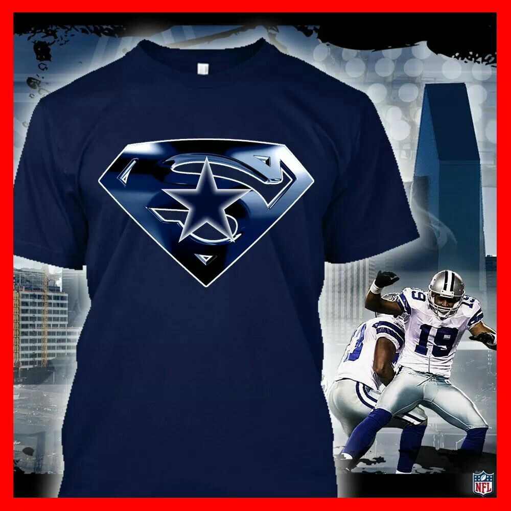 Dallas Cowboys Kids Tee Shirt Personalized Football NFL Logo Youth Jersey Gift