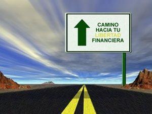 Explicación de lo importante que es tener un propósito claro y poderoso para poder lograr la libertad financiera.