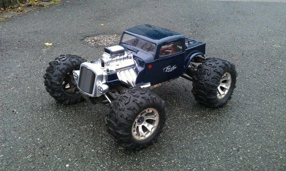 Patrick Rohlfs Monster trucks, Trx, Vehicles