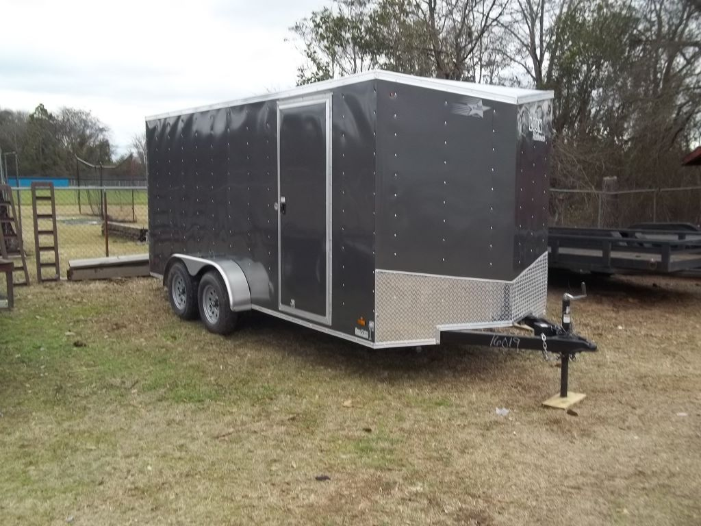 look element enclosed 7 x 16 cargo trailer macon ga Best
