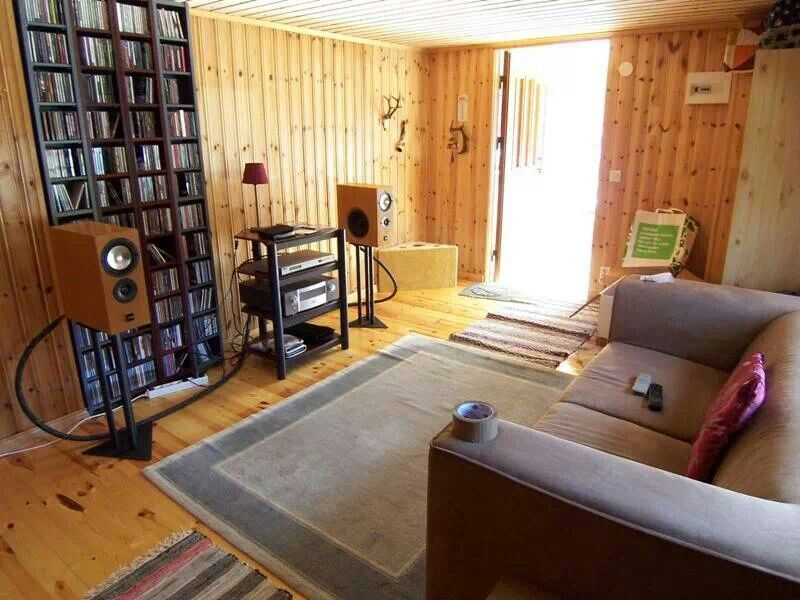 Music listening room. | The Beauty of a Home Music ...