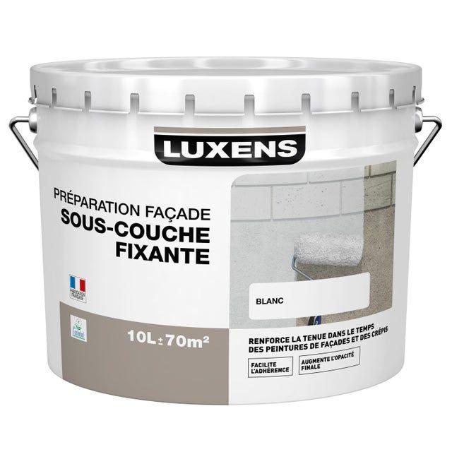 Sous Couche Universelle Luxens 10 L Leroy Merlin En 2020 Peinture Facade Sous Couche Peinture Chaux