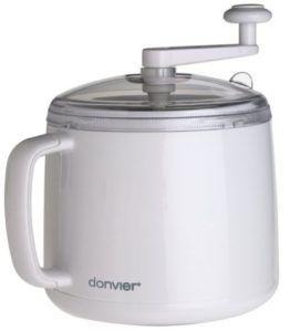 donvier ice cream maker instruction manual donvier 837409w 1 quart