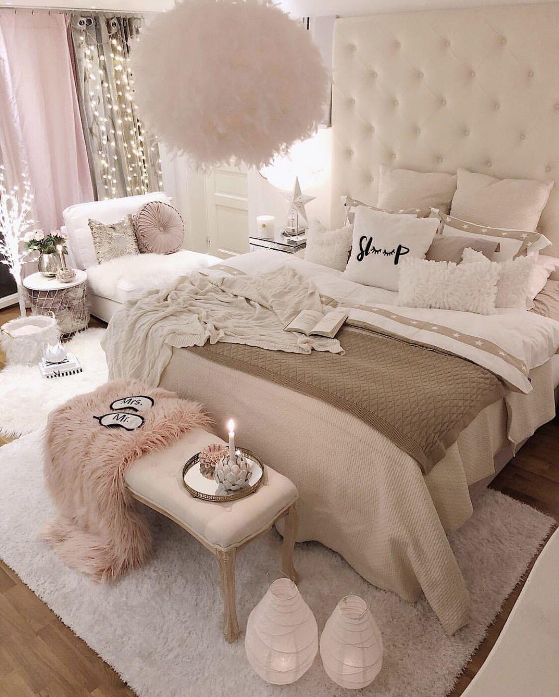 20 Feminine Master Bedrooms Fancy Bedroom Room Inspiration Bedroom Bedroom Interior