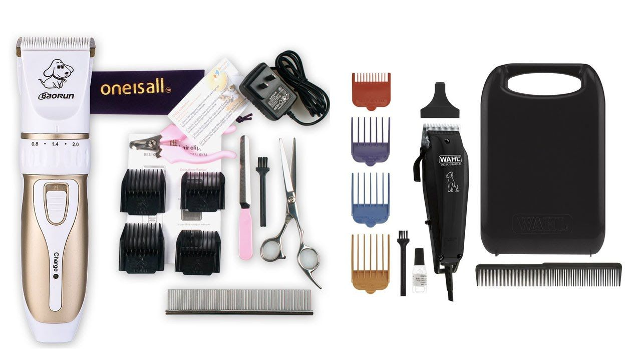 Top 5 Best Dog Grooming Clippers Reviews 2016 Best