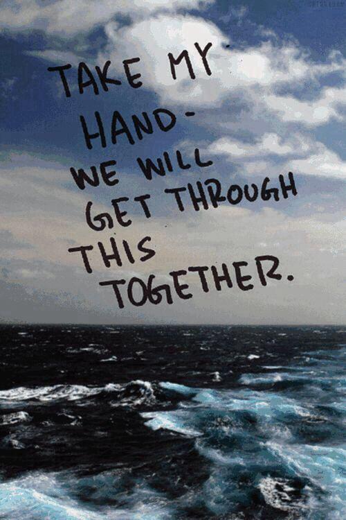 Take My Hand <3