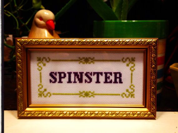 This incredibly poignant title.   26 Bold Cross Stitches You Need For Your Home