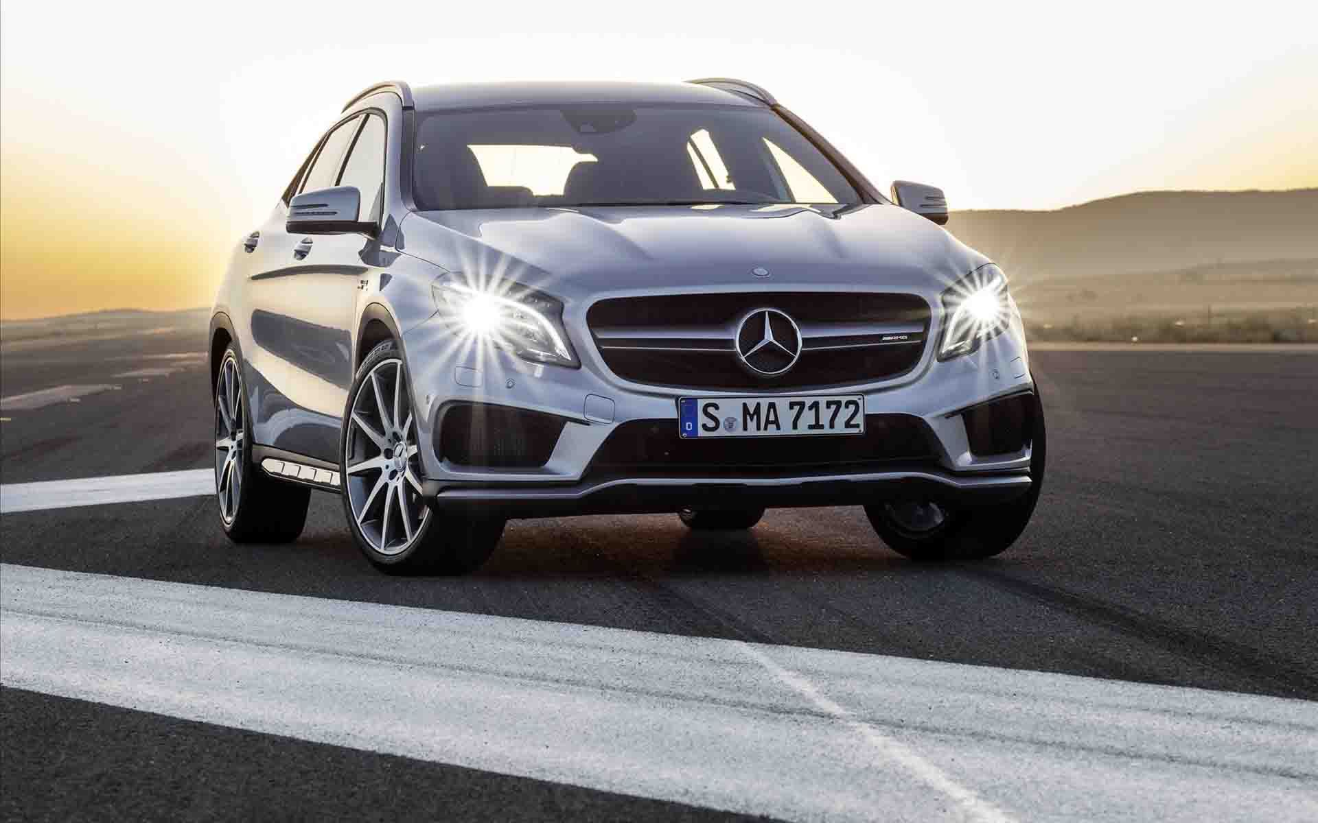 Mercedes Cla 45 Amg Hd Wallpapers Is The Cars Category Wallpaper