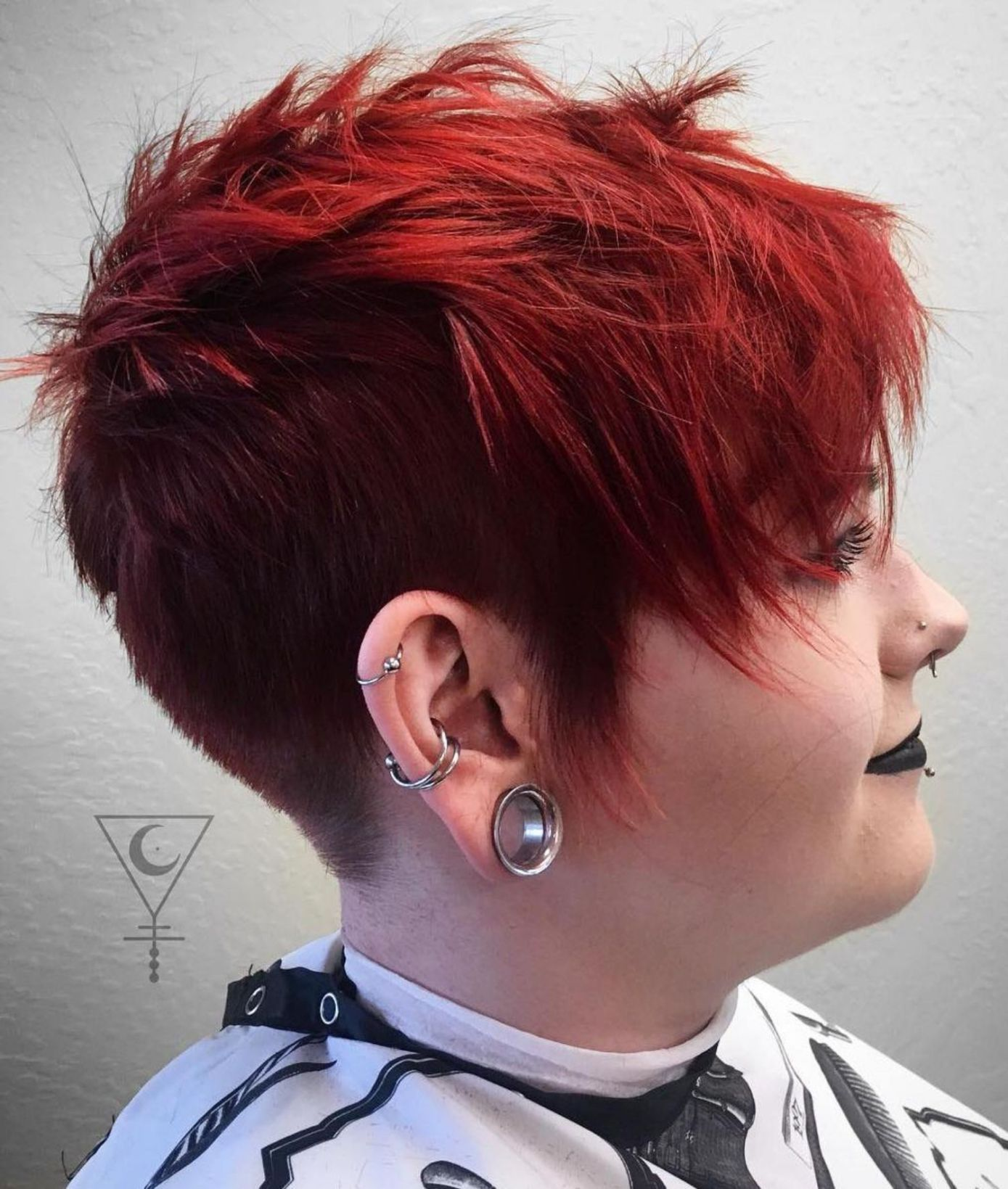 Top 60 Flattering Hairstyles For Round Faces Hairstyles For Round Faces Short Hair Styles For Round Faces Edgy Short Hair