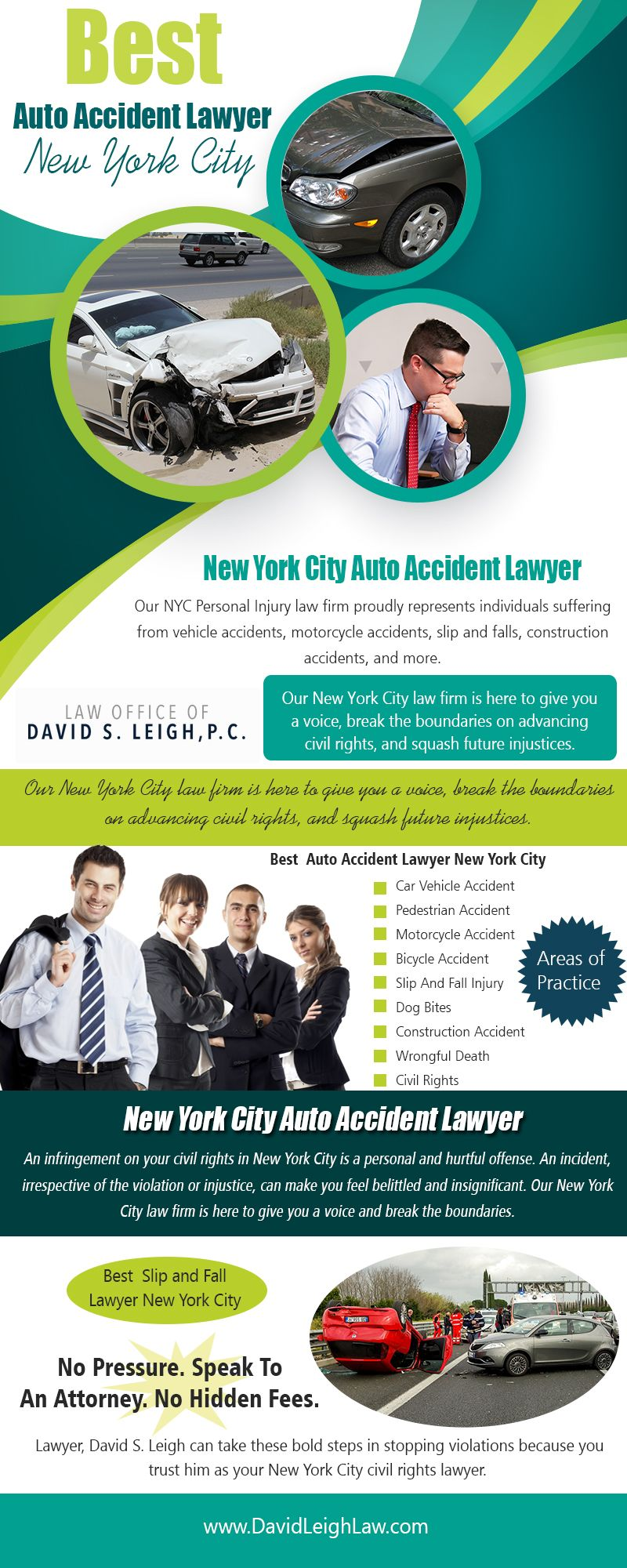 Best auto accident lawyer new york city personal injury