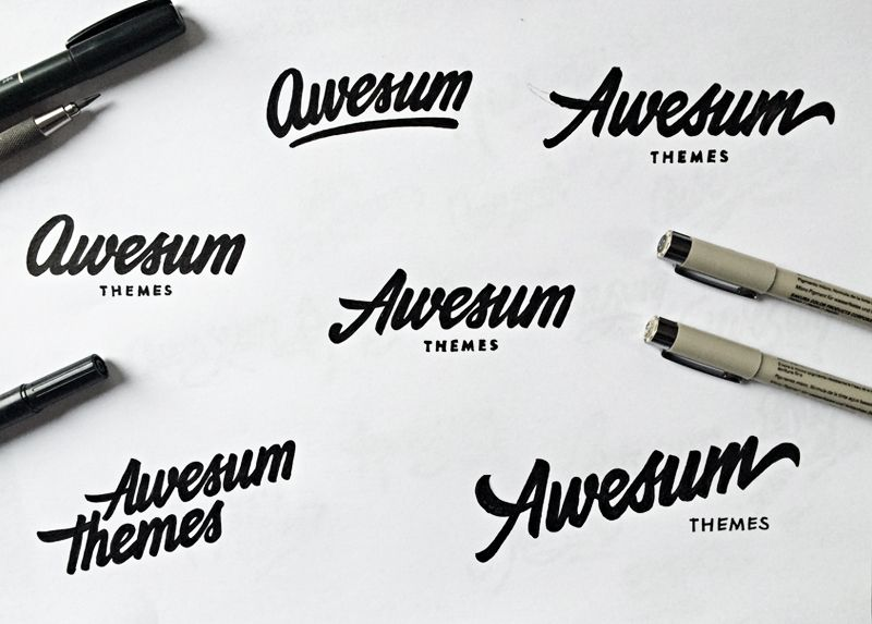 Awesum Themes by Paul von Excite