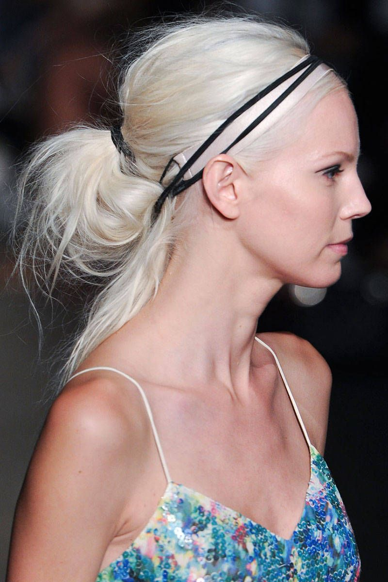 The Best Hair Trends For Spring 2015 Runway Hair Runway Hair Trends Hair Trends