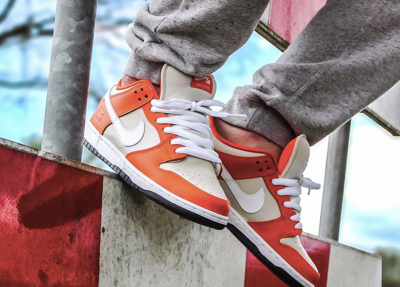 more photos 61c31 f8a0b Nike SB Dunk Low Orange Box - 2016 (by maikelboeve)