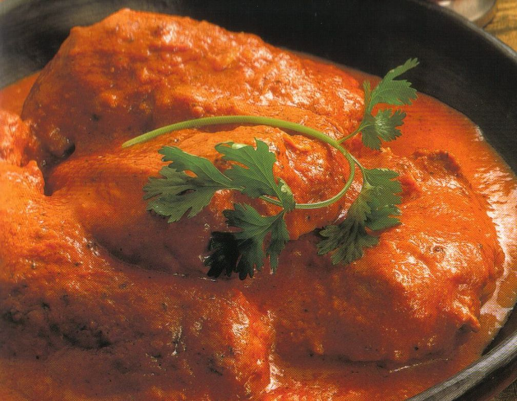 Creamy butter chicken makhani taste flavours ashimas food soma senguptas recipes easy chicken makhani or butter chicken forumfinder