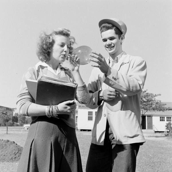 Atlanta Teenagers  1947