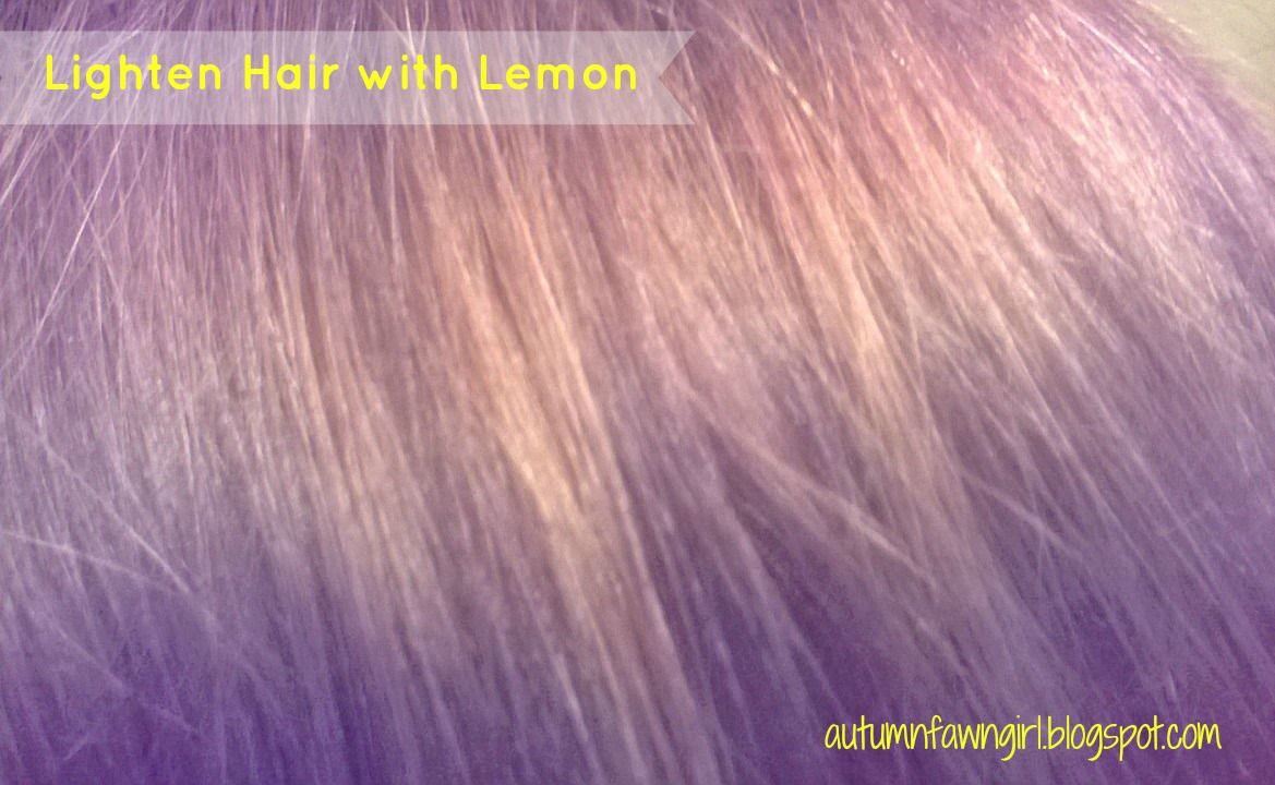 Brandi raae l is for lighten hair naturally with lemon essential brandi raae l is for lighten hair naturally with lemon essential oil naturally highlight pmusecretfo Gallery