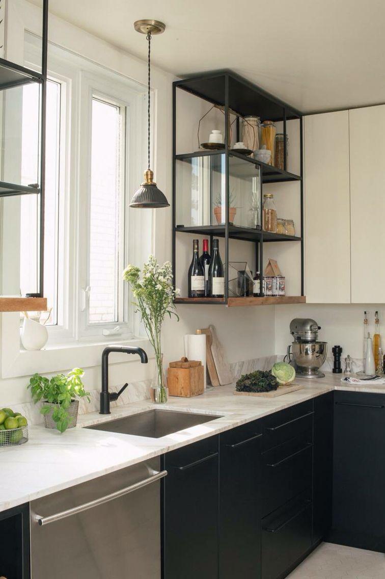 Classic chic kitchen spaces kitchen pinterest classic