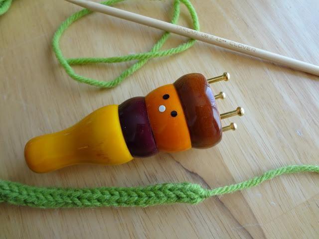 Diy Knitting Diy Yarn Diy Use A French Knitter Sewing Pinterest