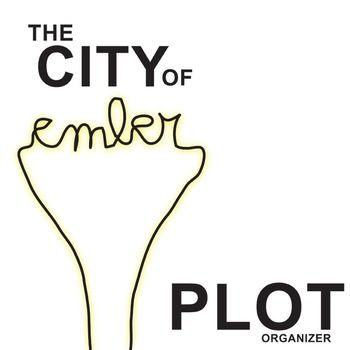 City Of Ember Plot Chart Organizer Diagram Arc Freytag S Pyramid City Of Ember Plot Chart Kids Activity Books