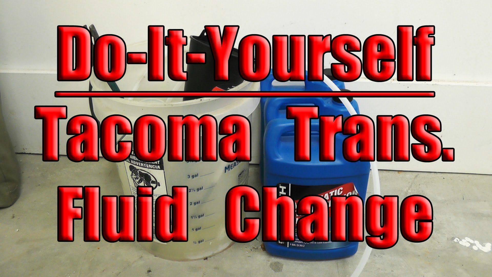 Diy toyota transmission fluid change flush for 70