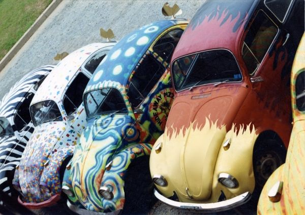 Hideaway Pizza was delivered on campus in Stillwater through the 1960s and 1970s via one of the largest fleets of Volkswagen Beetles in the U.S.