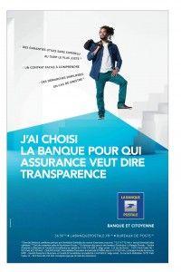 La Banque Postale Un Retour Aux Origines Semiozine Banque