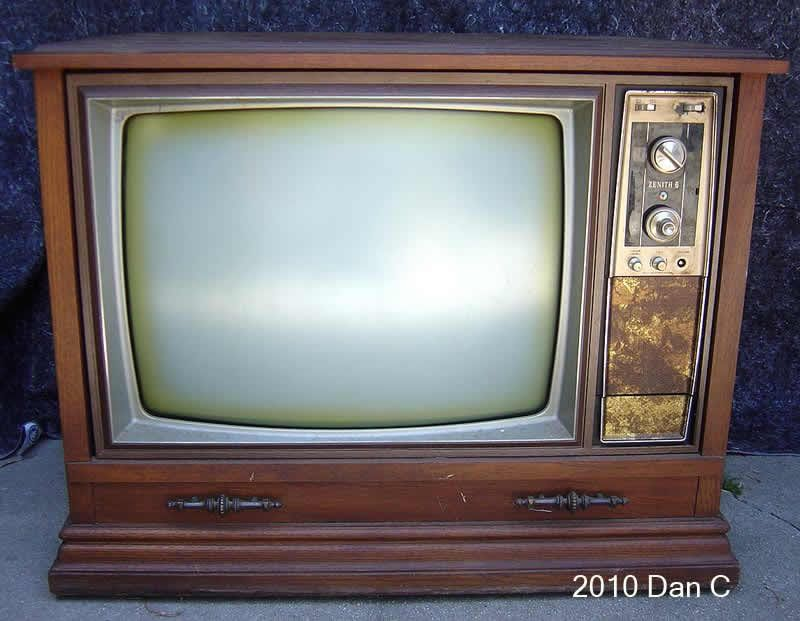 old television more of my vintage tube tv television. Black Bedroom Furniture Sets. Home Design Ideas
