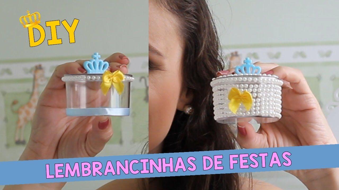 LEMBRANCINHAS PARA FESTAS PRINCESA / PRÍNCIPE OU REALEZA #DezembroTodoDia5