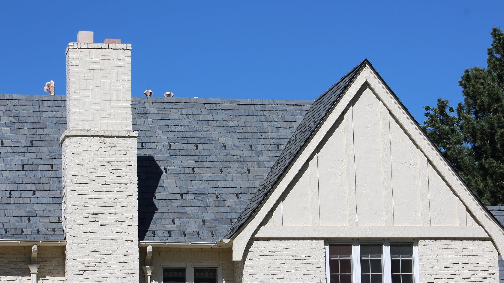 Home Slate Roof Roofing Systems Roof Installation
