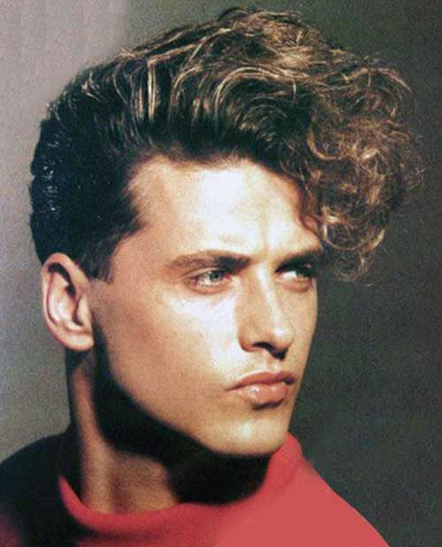 Teddy Boy Cool Hairstyles For Men 1980s Hair 80s Hair
