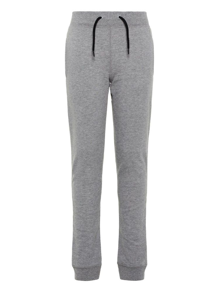Photo of NAME IT Hose 'NKMSWEAT PANT UNB NOOS' in graumeliert