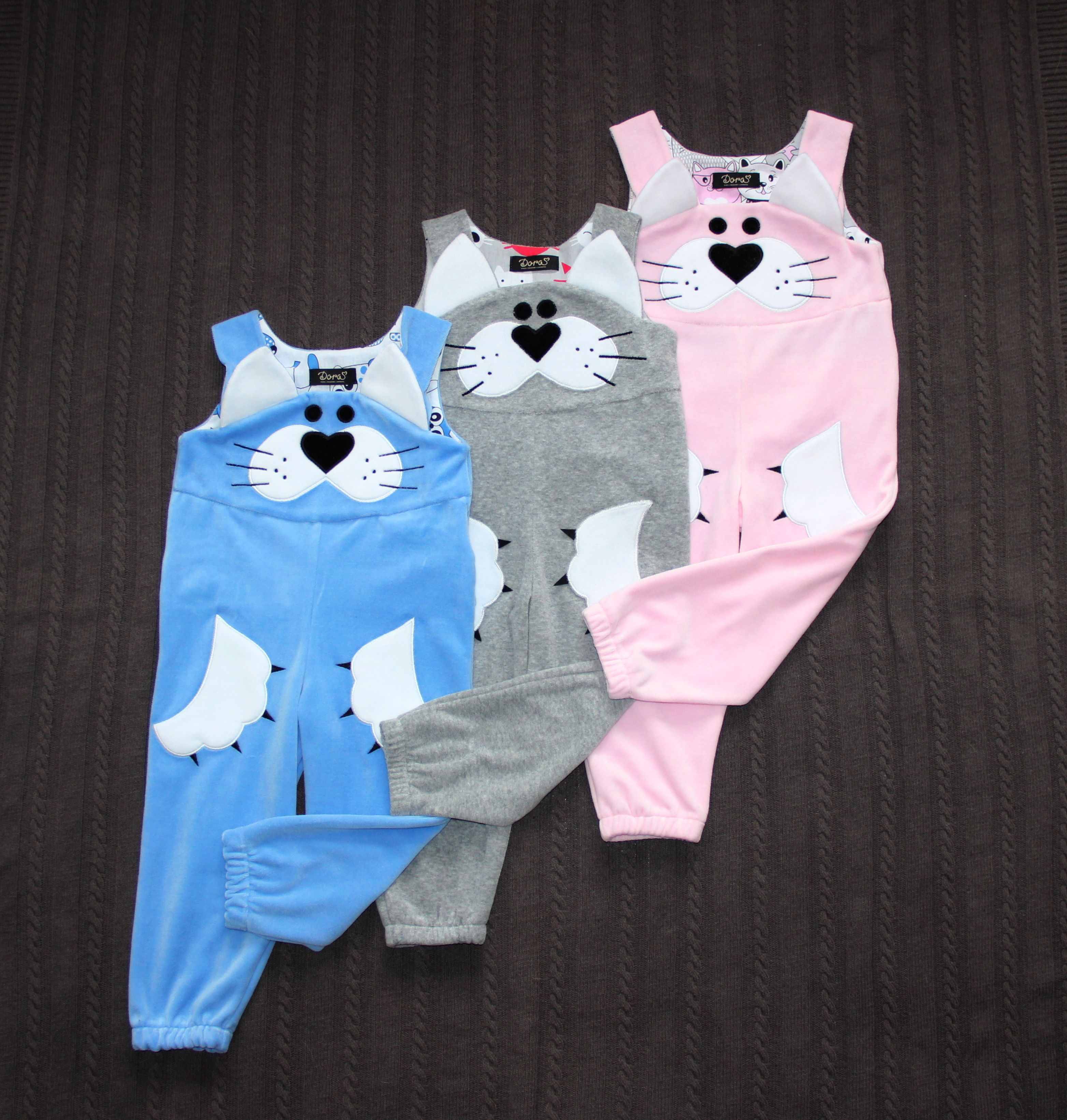 Toddler Outfit Pink Cat Removable Tail Kitty Costume Girl Animal Clothes Jon Jons Baby Girl Kitten Costumes Toddler Outfits Baby Boy Outfits