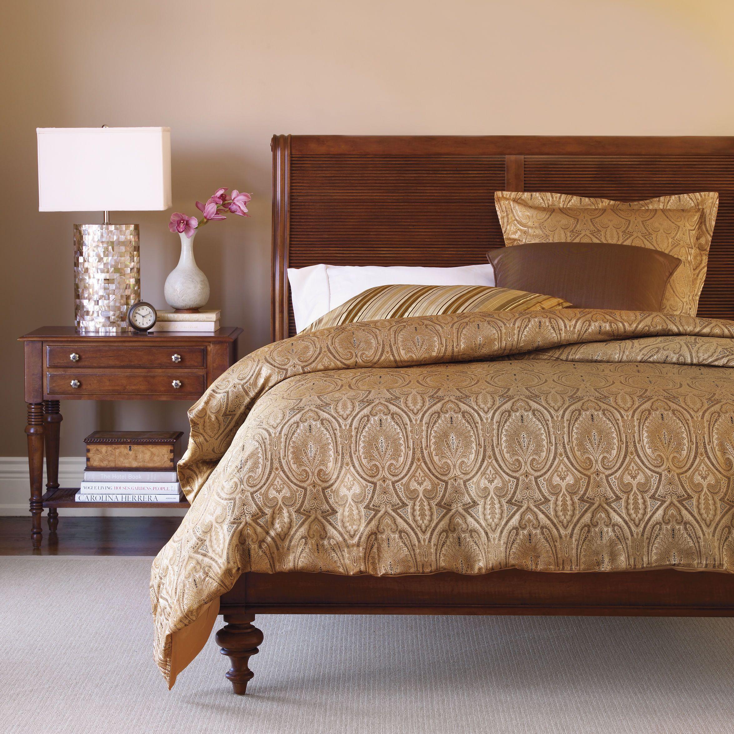 Cayman Bed Ethan Allen US Home decor