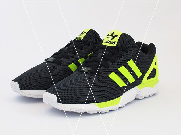 de449481c3f How to spot fake Adidas ZX Flux | Spot Fakes on eBay | Adidas zx ...